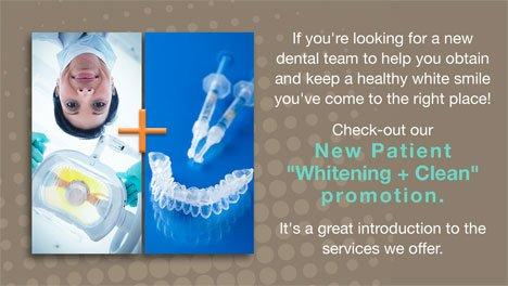 Teeth whitening Promotion